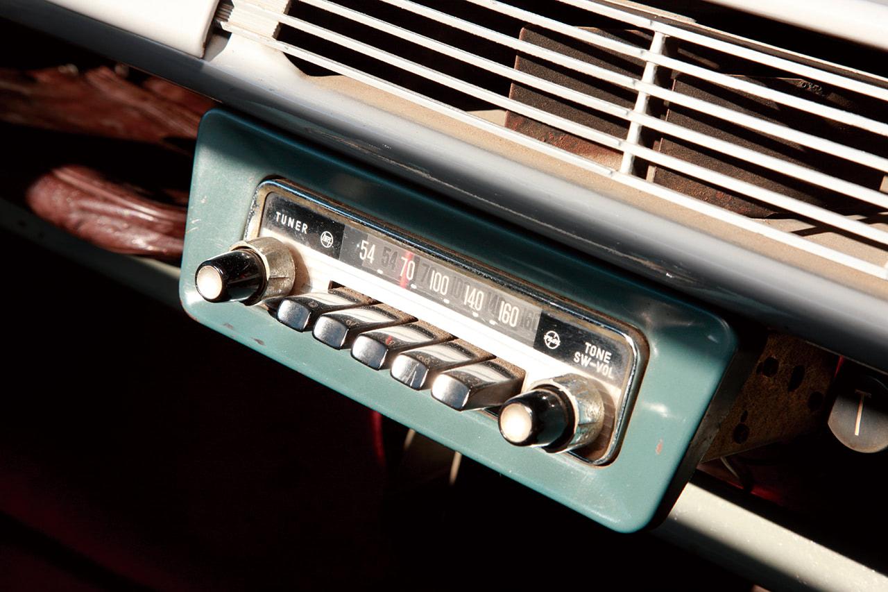 スタウトのラジオ