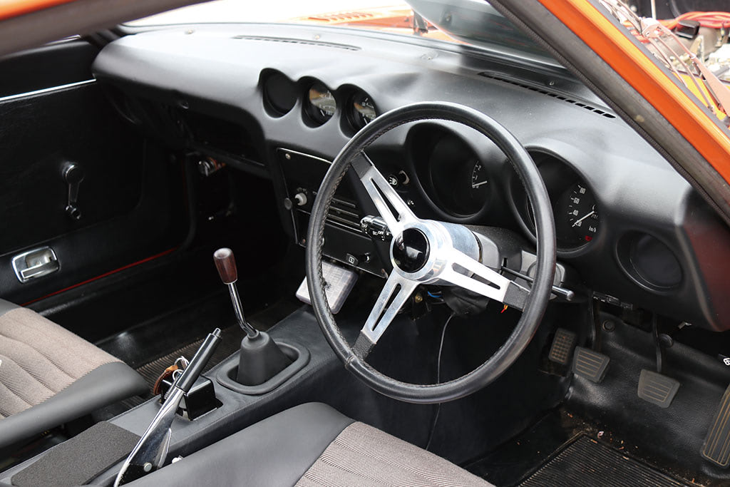 フェアレディZ Z432-R 内装
