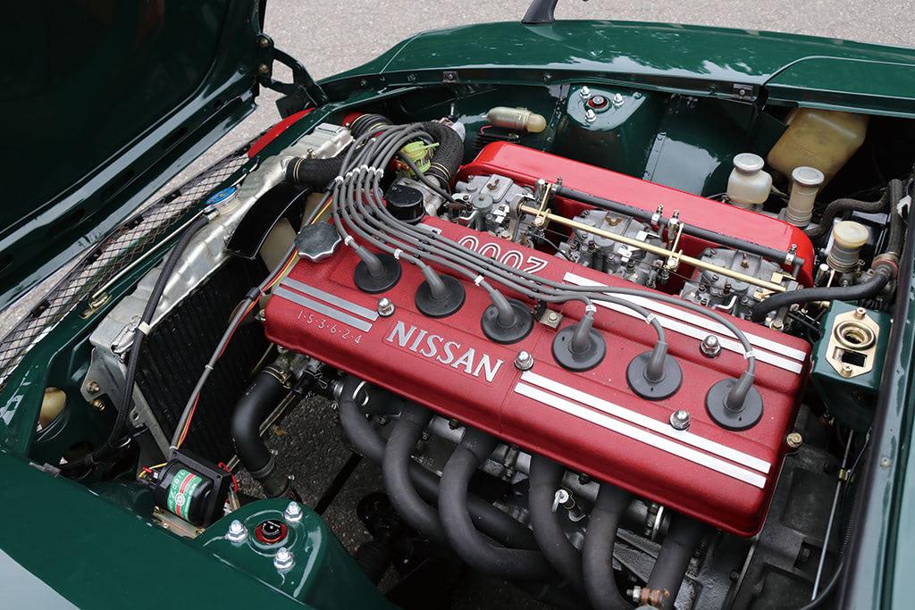 フェアレディZ Z432-R エンジン S20型