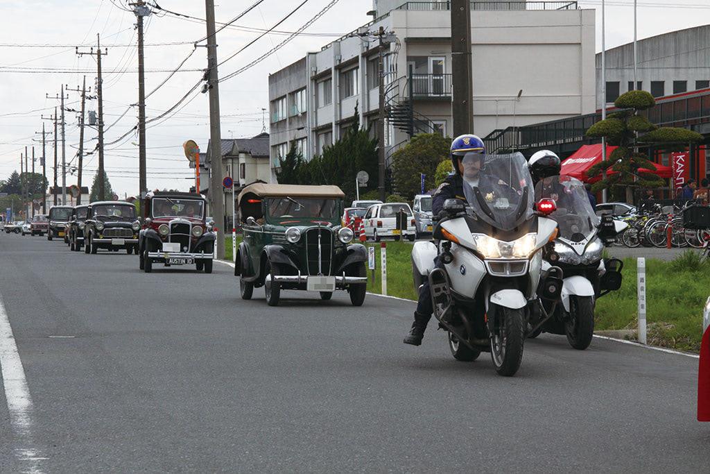 関東工大クラシックカーフェスティバル