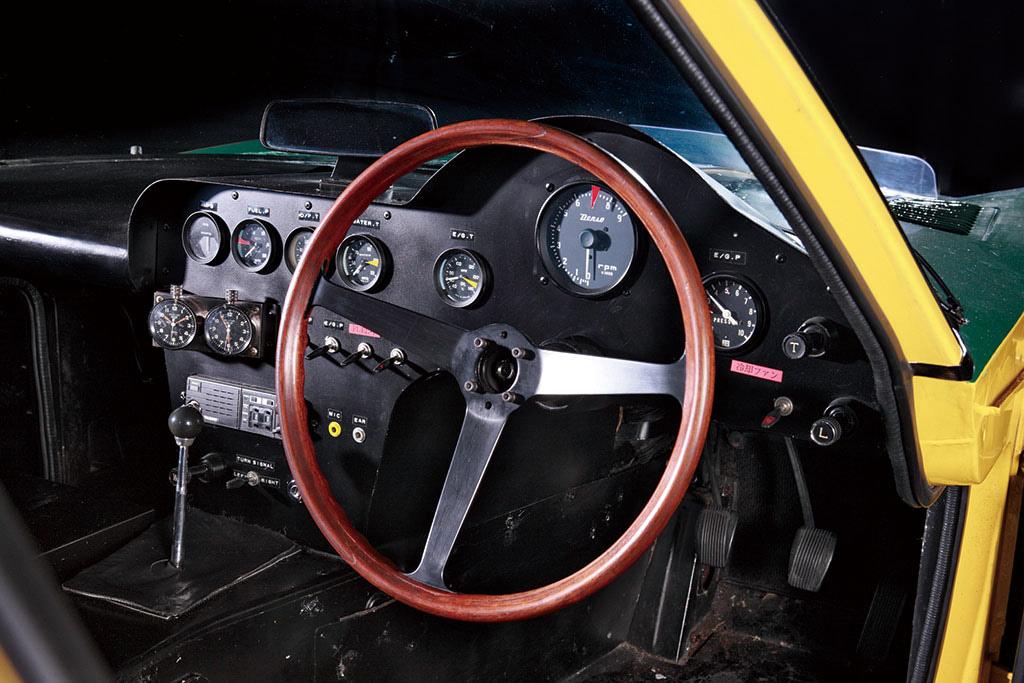 トヨタ2000GT メーター