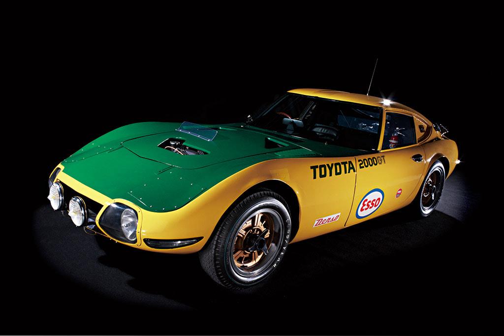 トヨタ 2000GT スピードトライアル