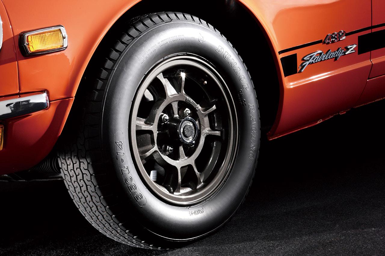 フェアレディZ432-Rタイヤホイール
