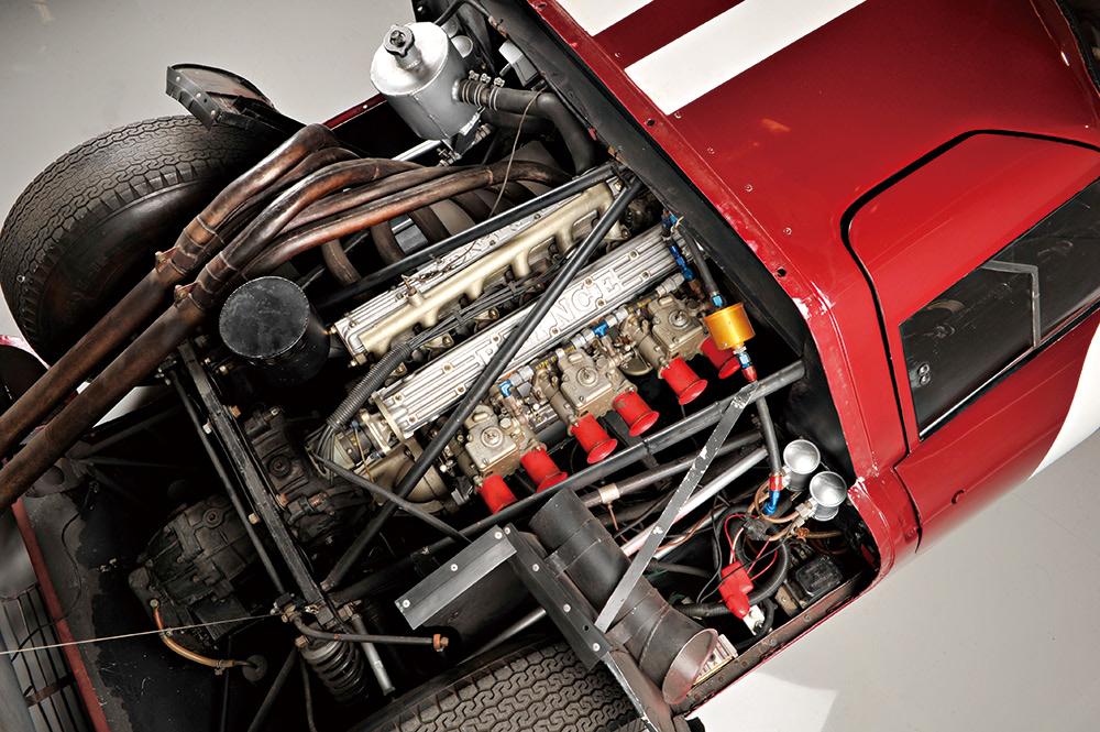 R380 エンジン