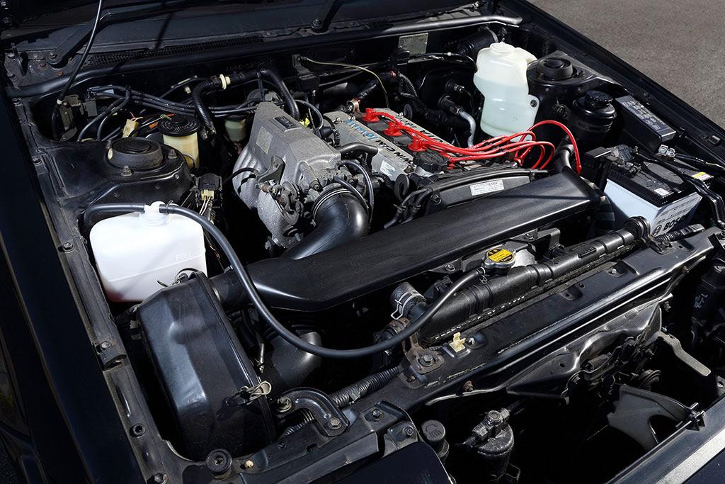 AE86 スプリンター トレノ エンジン