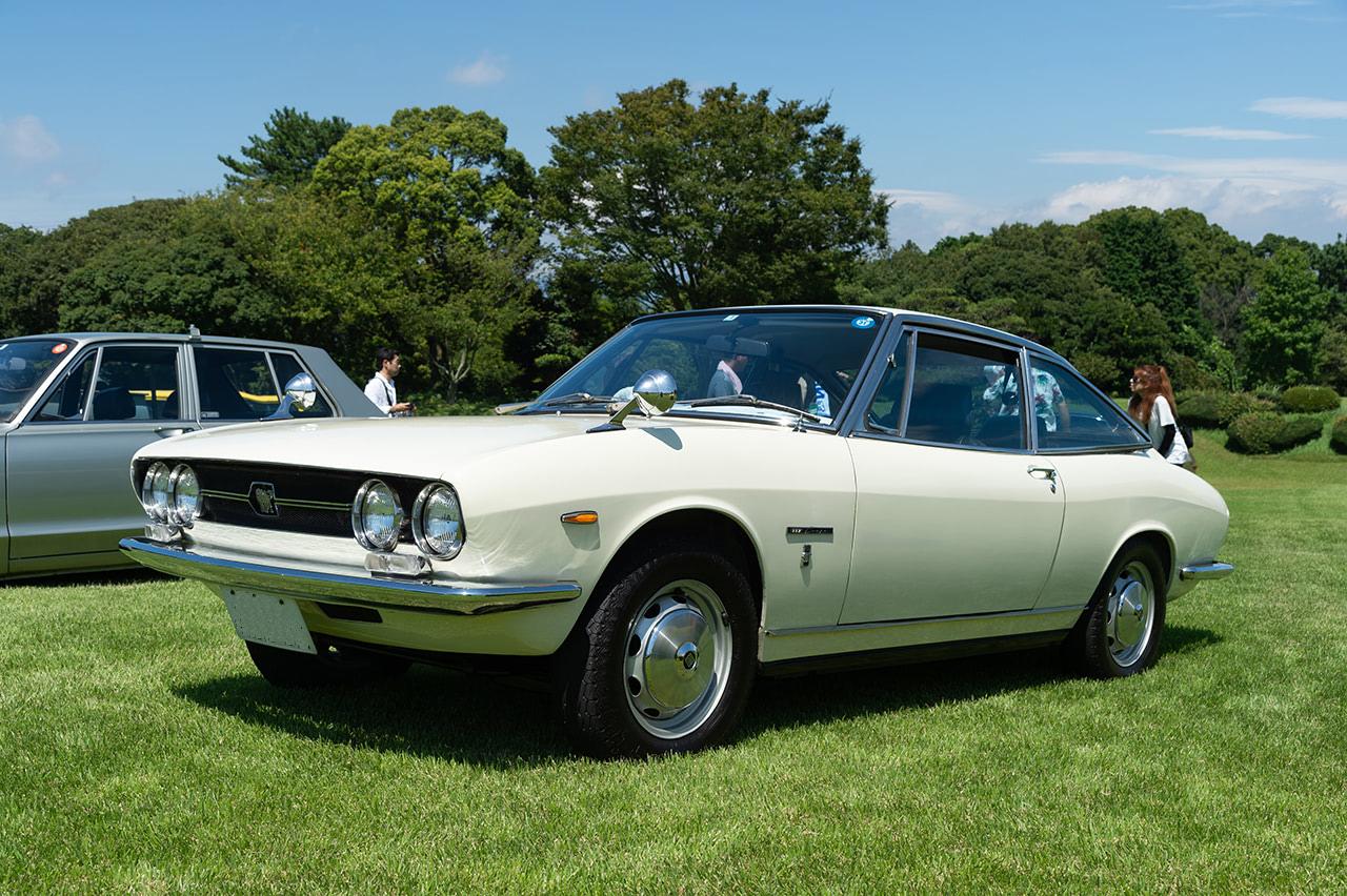 1969年式 いすゞ 117クーペ