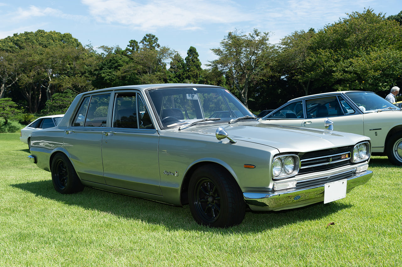 1969年式 日産 スカイラインGT-R