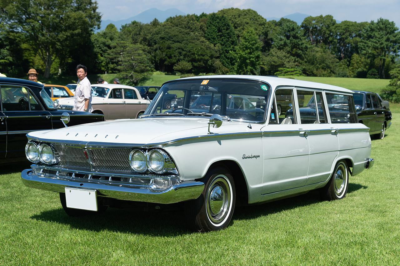 1966年式 プリンス グロリアワゴン6