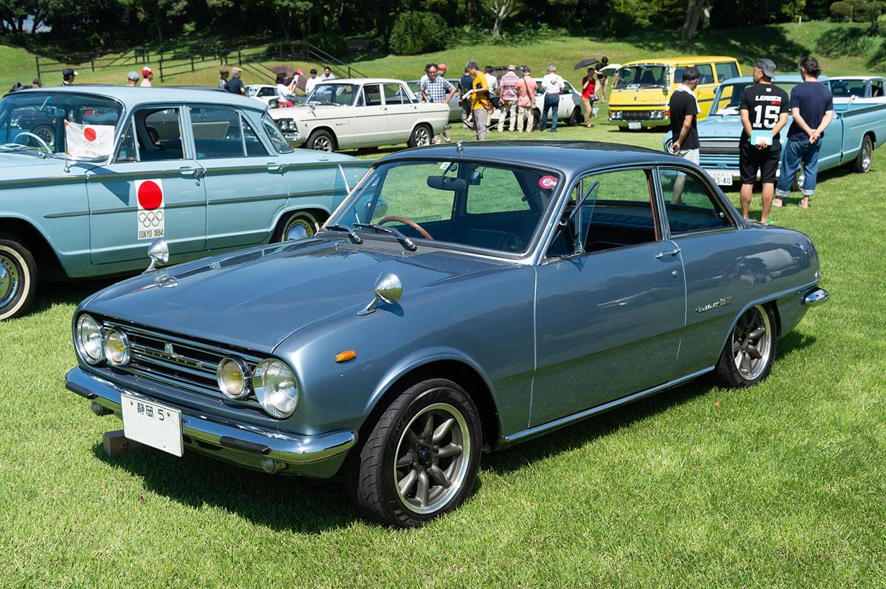 1965年式 いすゞ ベレット1600GT