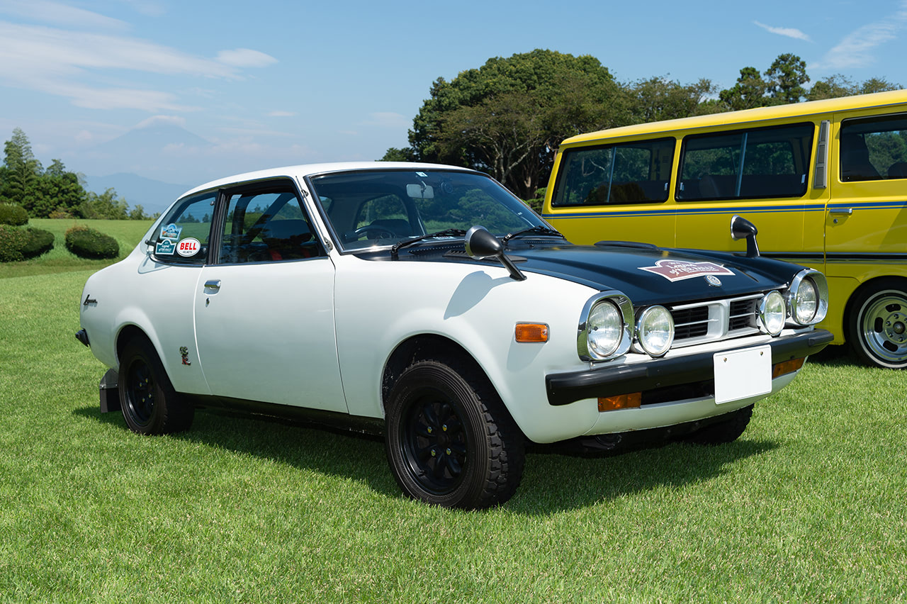 1974年式 三菱 ランサー1600GSR Limited