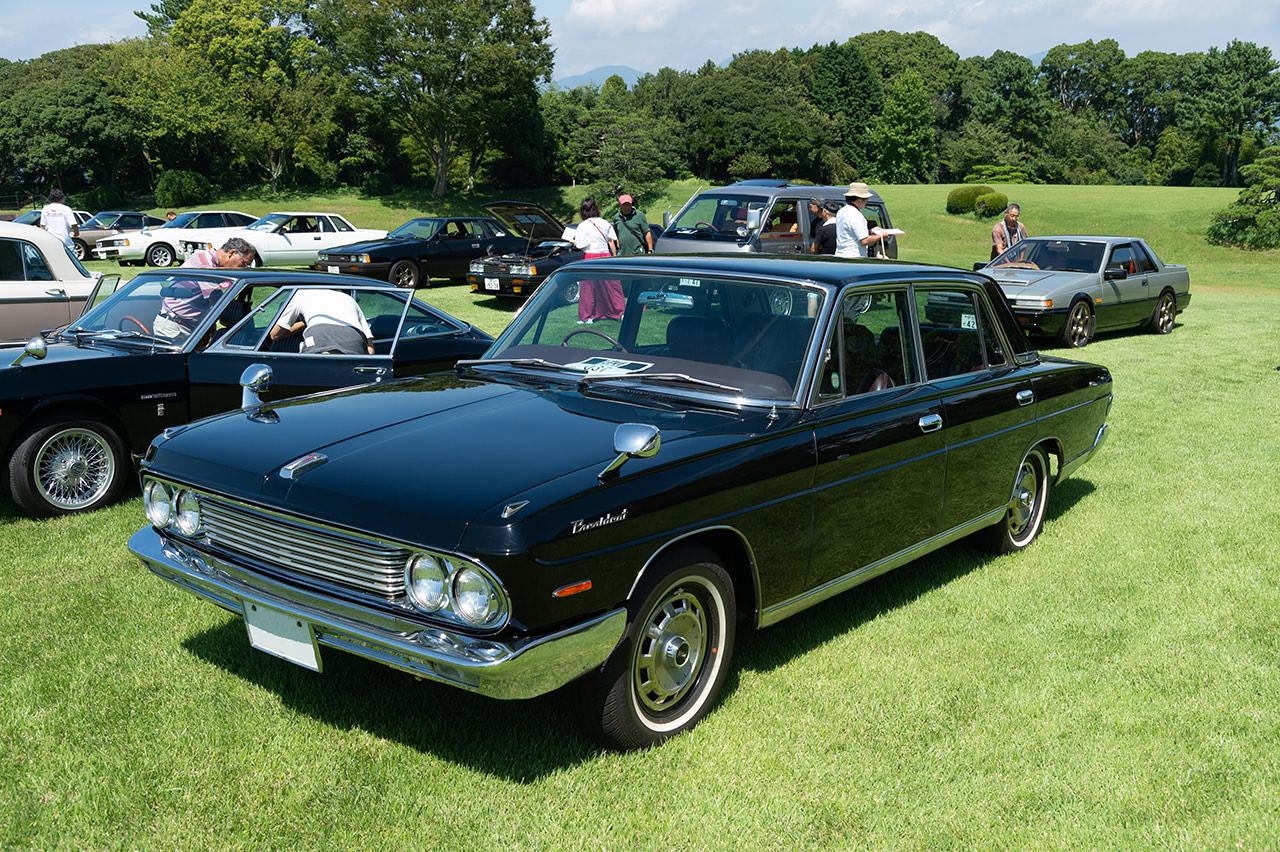 1971年式 いすゞ 117クーペEC