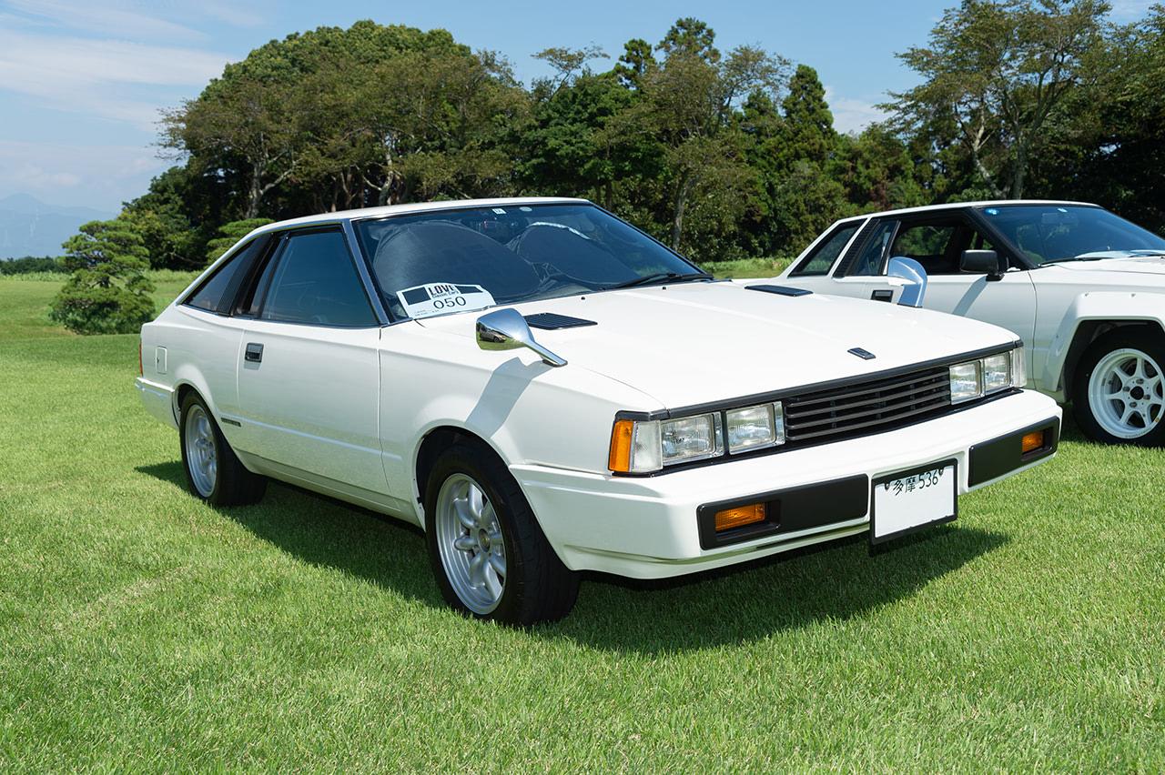 1981年式 日産 ガゼールXEターボ
