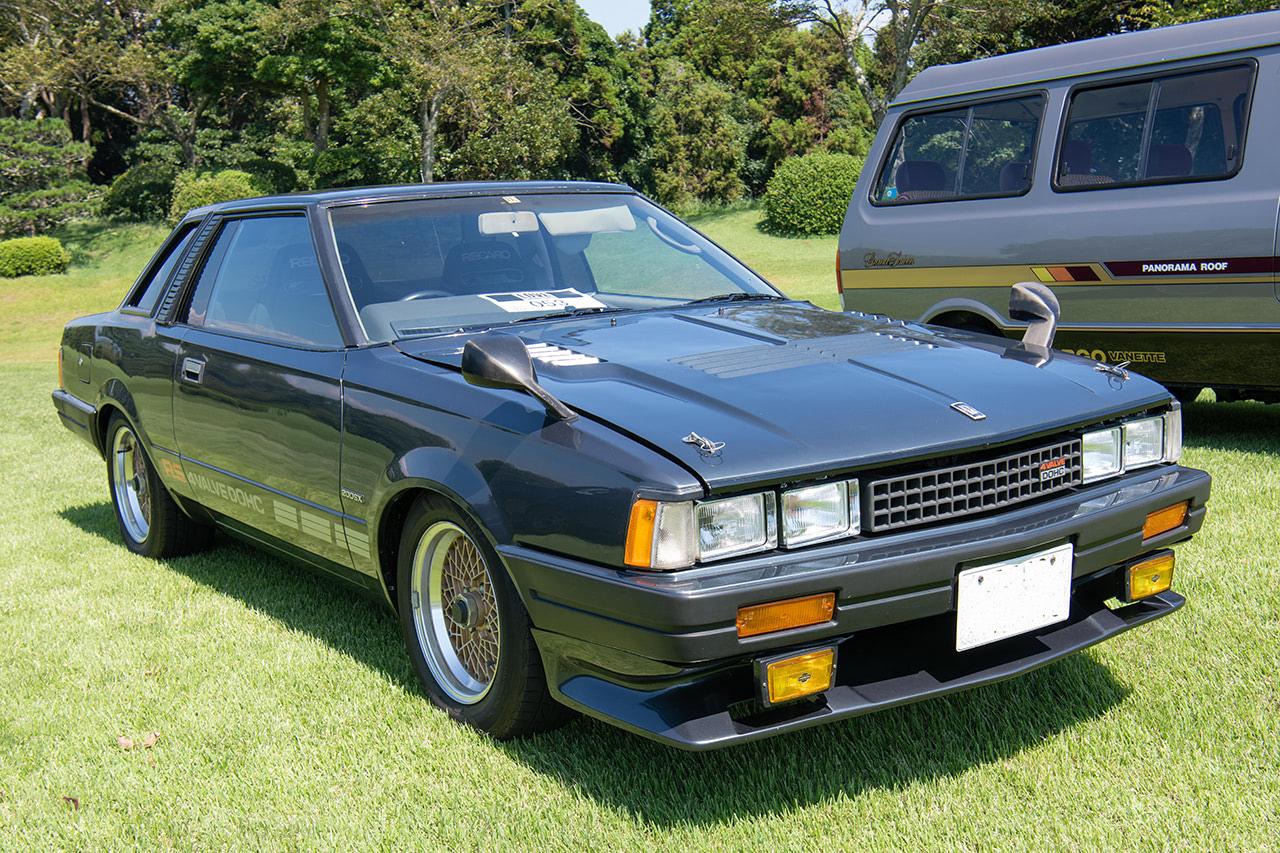 1982年式 日産 シルビアRSエクストラ