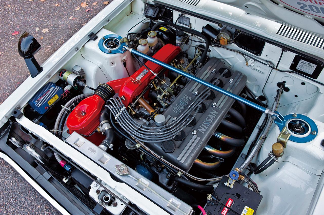 ケンメリGT-R エンジン