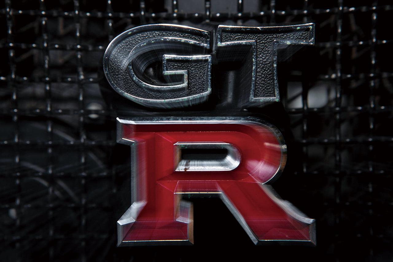 GT-R エンブレム