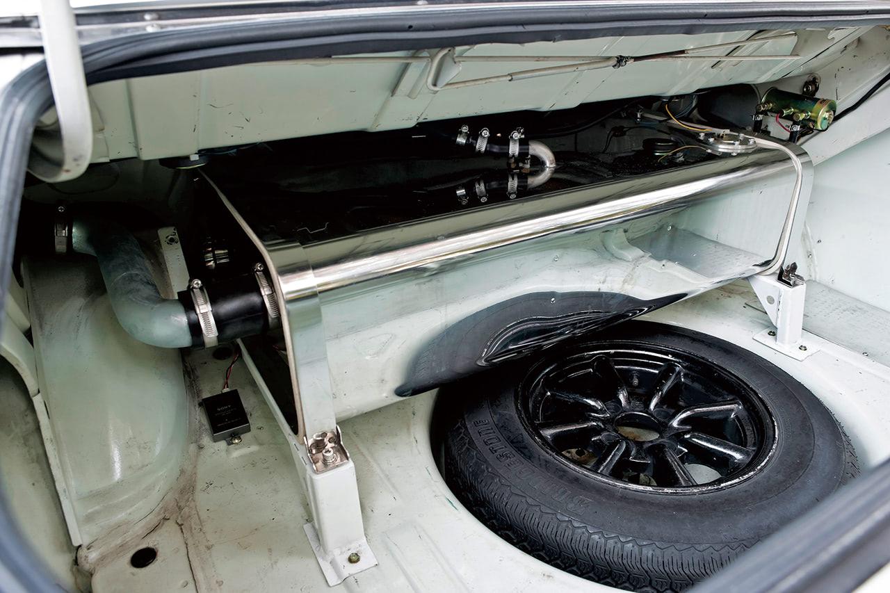 ケンメリGT-R トランク