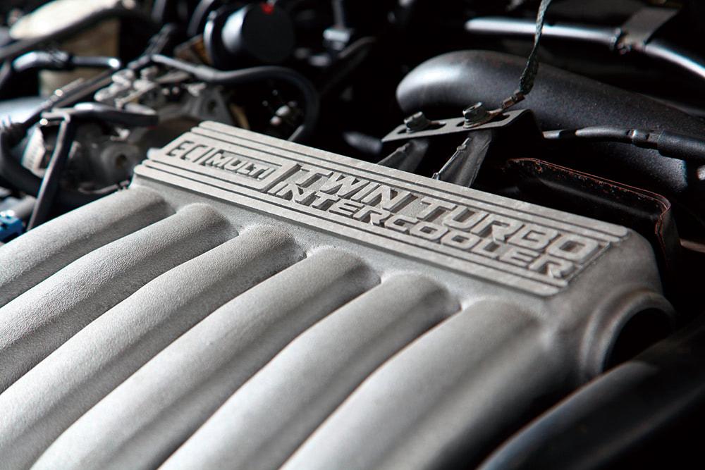 GTO エンジン