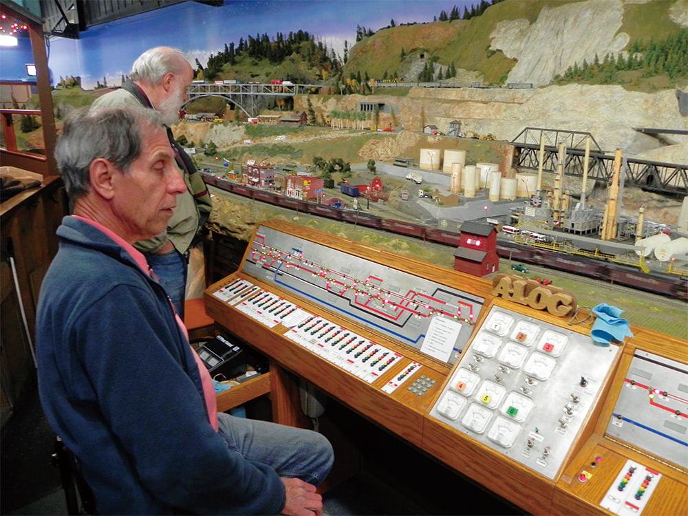人物 鉄道模型