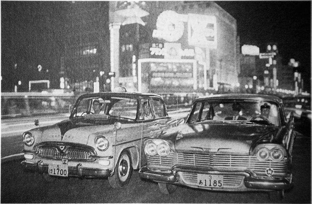 タクシー車両 ハイヤー車両