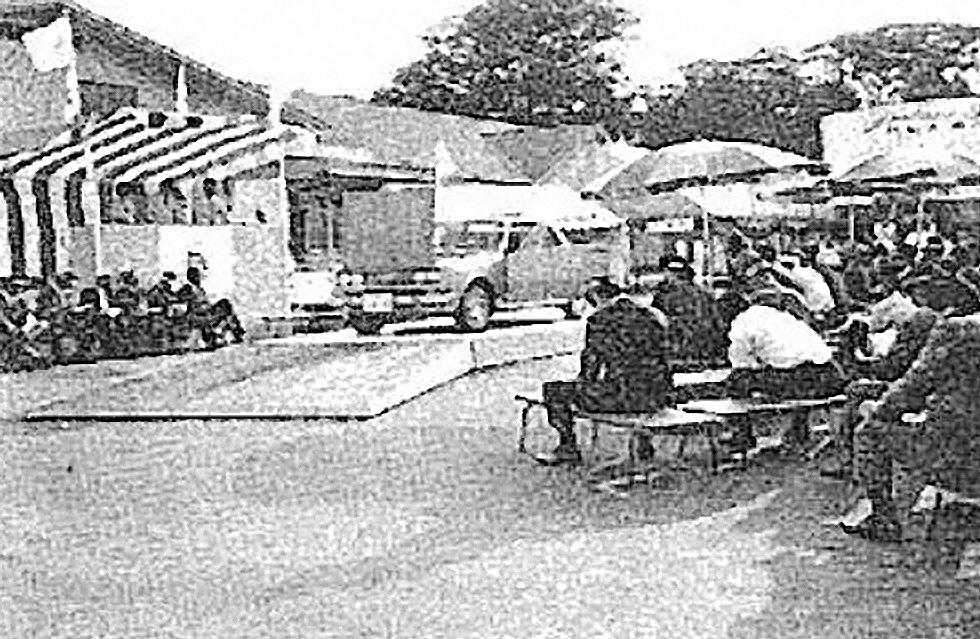日本初の中古車オークション