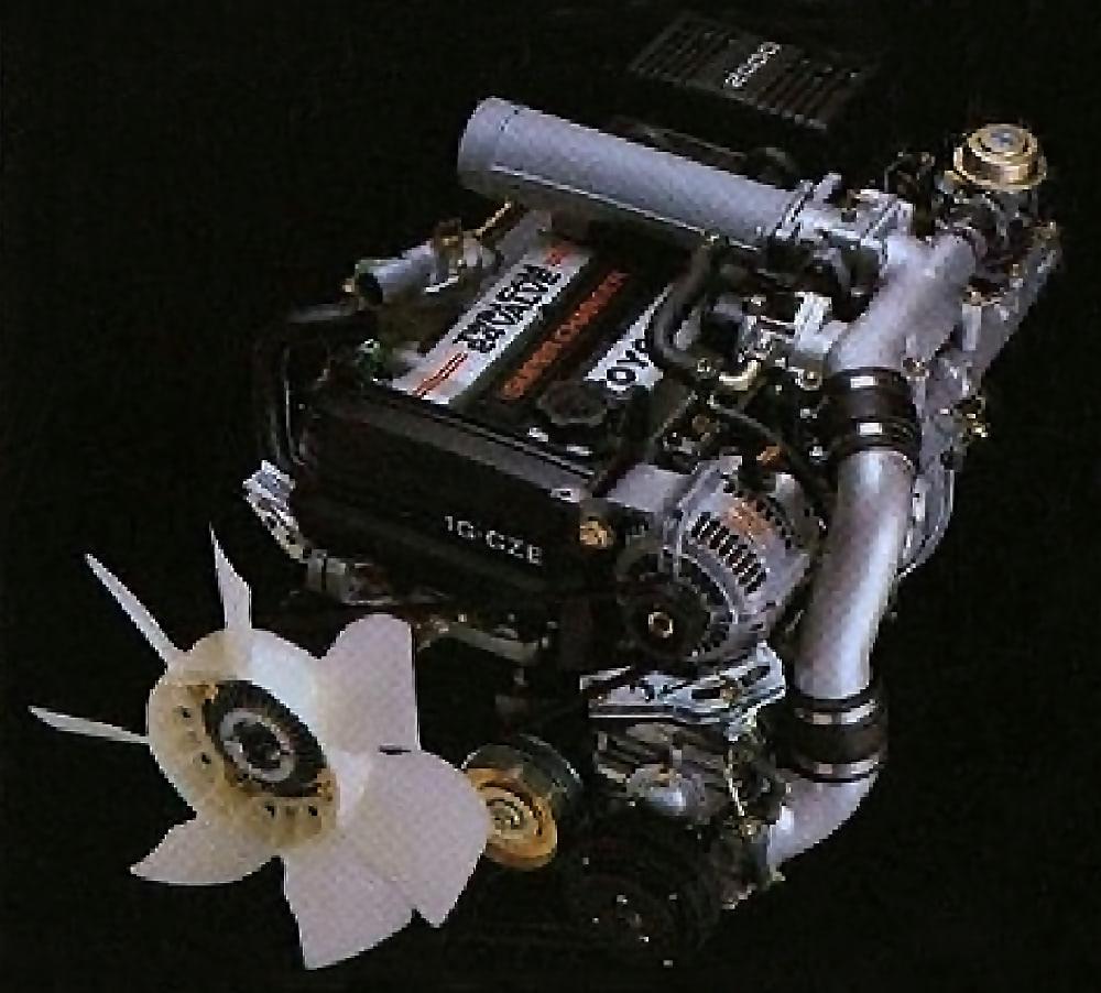 トヨタ 1G-GZEエンジン
