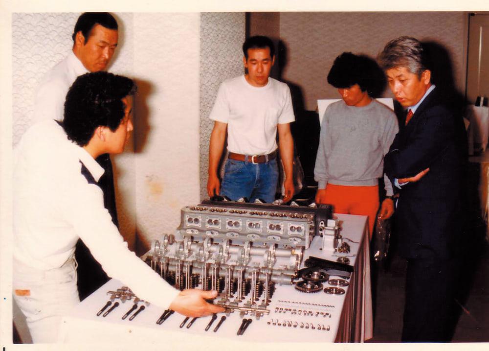 1981年 OS技研 TC24発表会