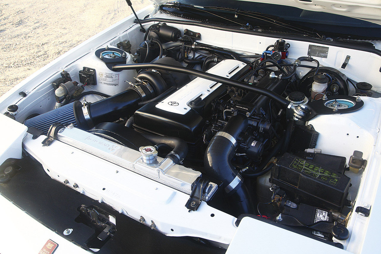 70 SUPRA POWER UNIT