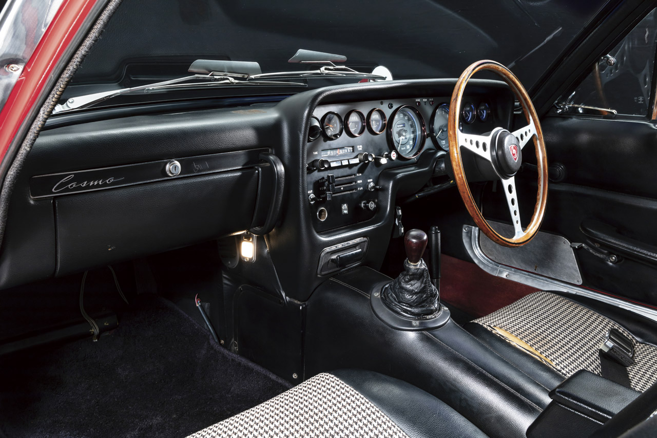 Mazda Cosmo Sport L10B